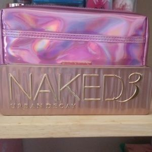 Naked 3 Palette (used)